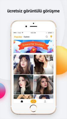 Unico Live Görüntülü Sohbet Uygulaması